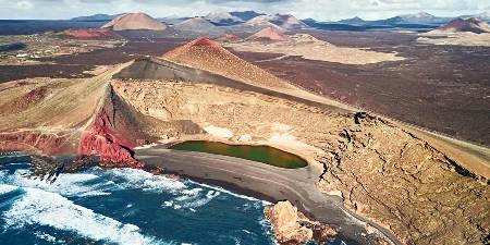 Lanzarote, paraíso natural y cultural