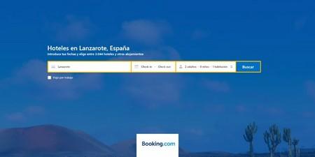¿Por qué elegir Booking.com para reservar alojamiento en Lanzarote?